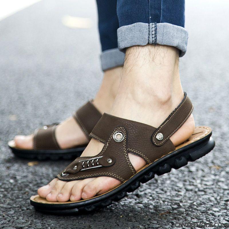 Achat Brun Violette Chaussure Sandales Homme Antique MpGUqSzV