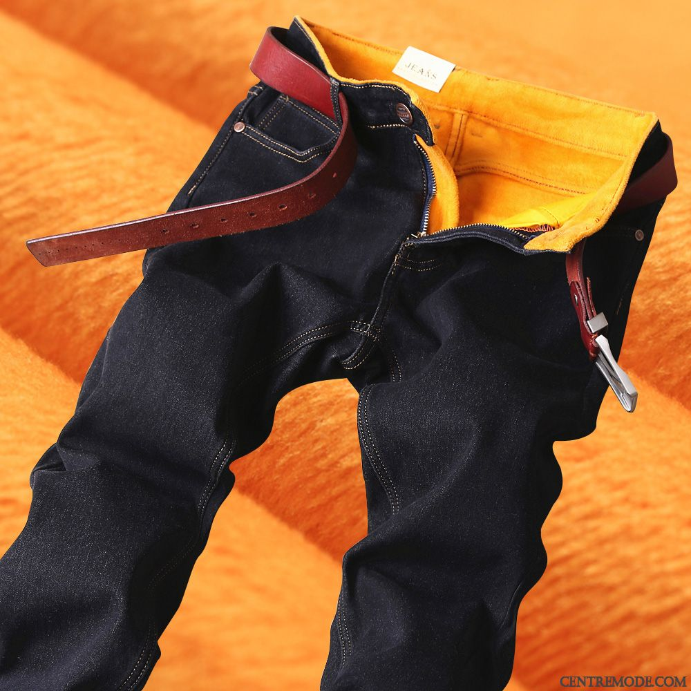 Homme Jeans Basse PierreDestockage Jean Pas Cher Noir Taille Flc3uK1TJ