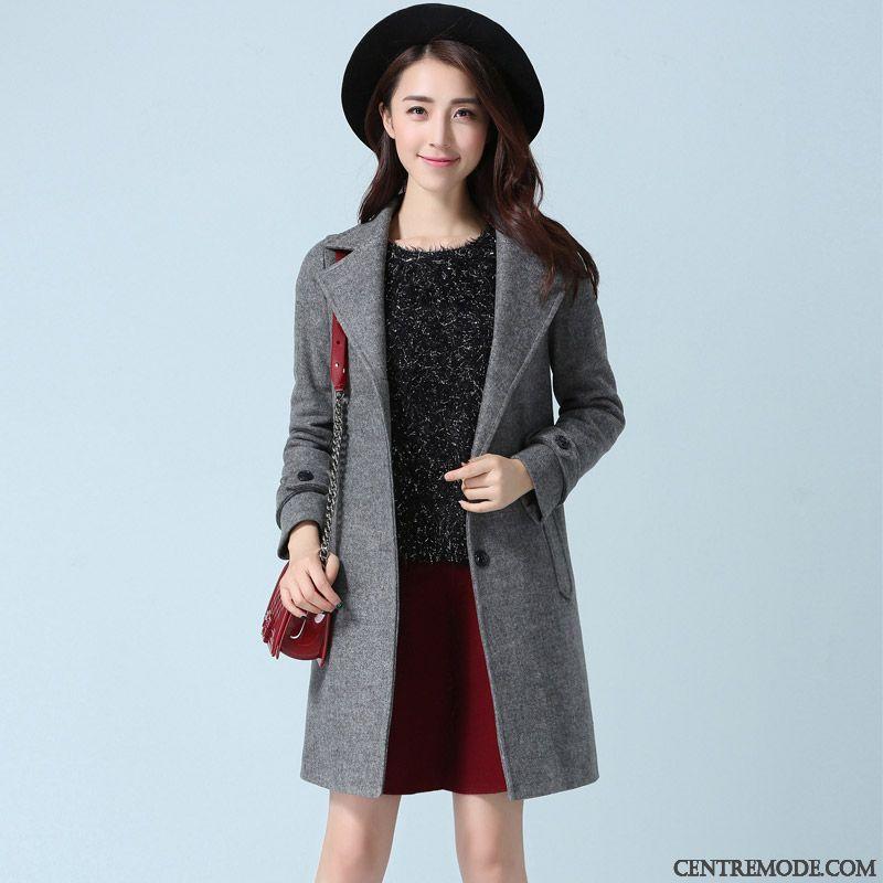 manteau classe femme pas cher manteau femme tendance bleu. Black Bedroom Furniture Sets. Home Design Ideas