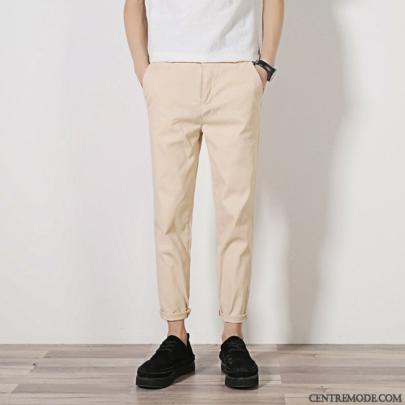 pantalon en lin blanc homme pas cher soldes pantalon. Black Bedroom Furniture Sets. Home Design Ideas