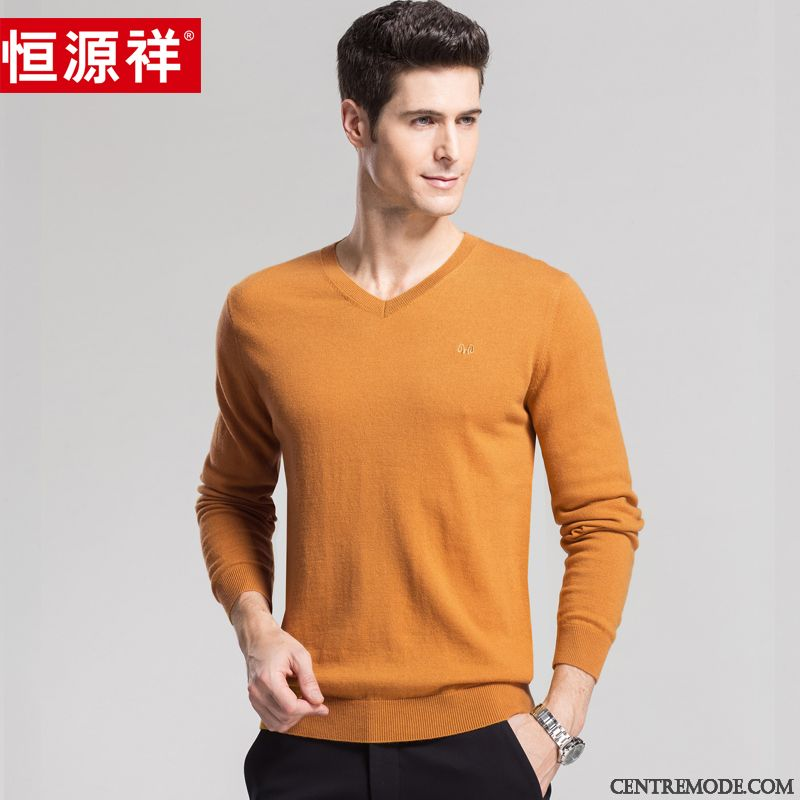 ff74a2d8c783 Pull Cachemire Homme