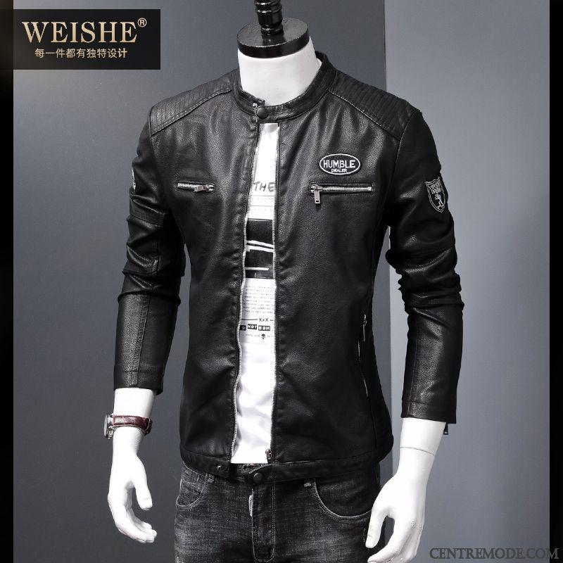 En En Page Page Page Ligne Centre Homme Cuir Vestes 2 Vente Mode afW4qOOdR