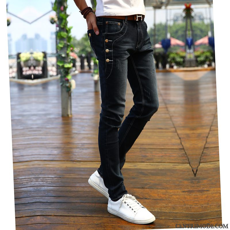 Jeans homme coupe slim