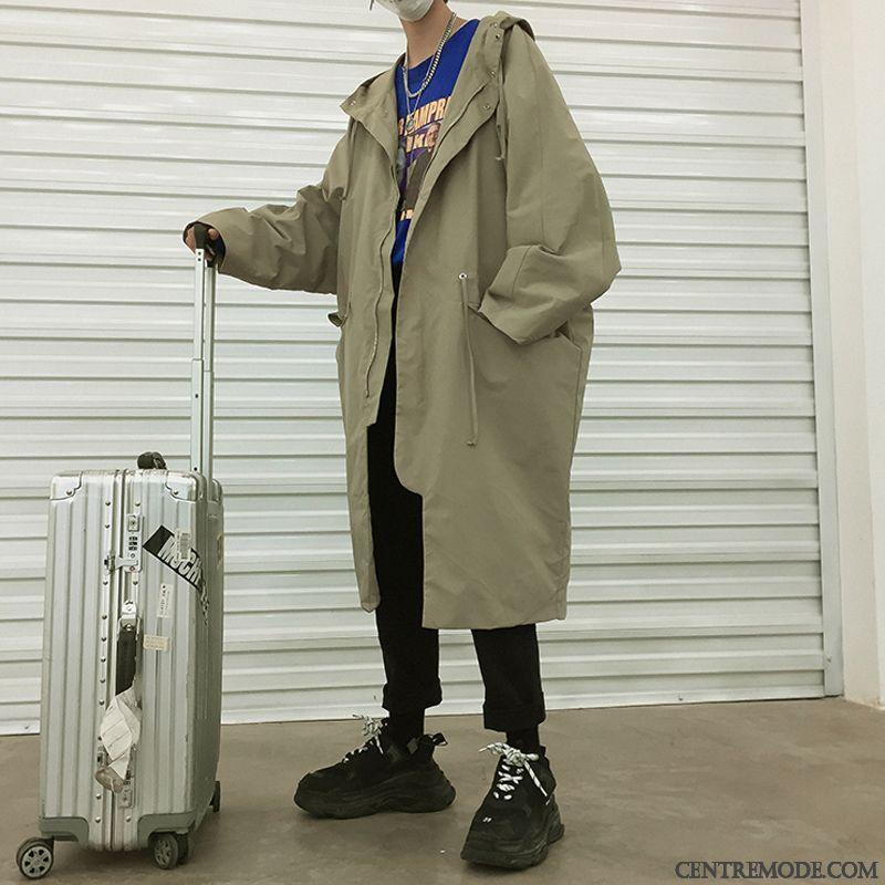 manteau gris homme cdiscount