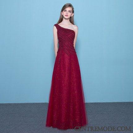 cffdd4625b0 Robe Soirée Rouge Pas Cher