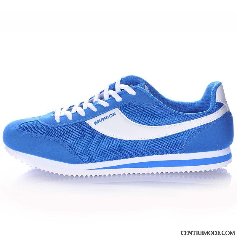 Chaussures Homme Soldes Aigue marine Running Bleu Seashell CBrdoex