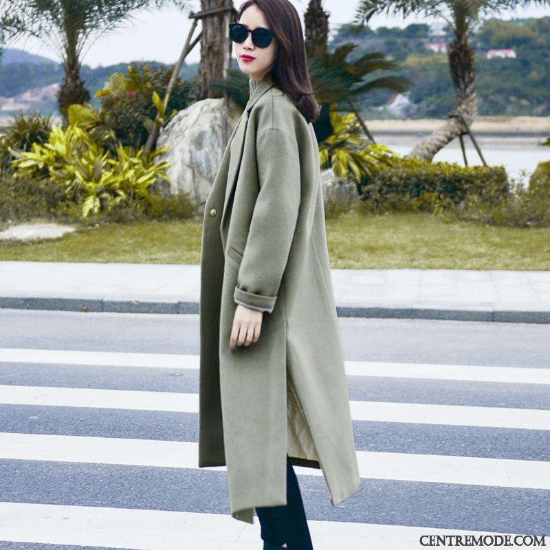 Vente manteau long femme