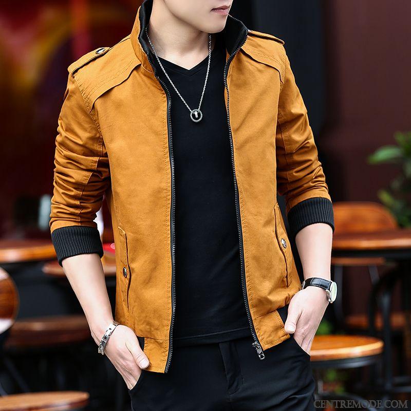 Model veste classique homme