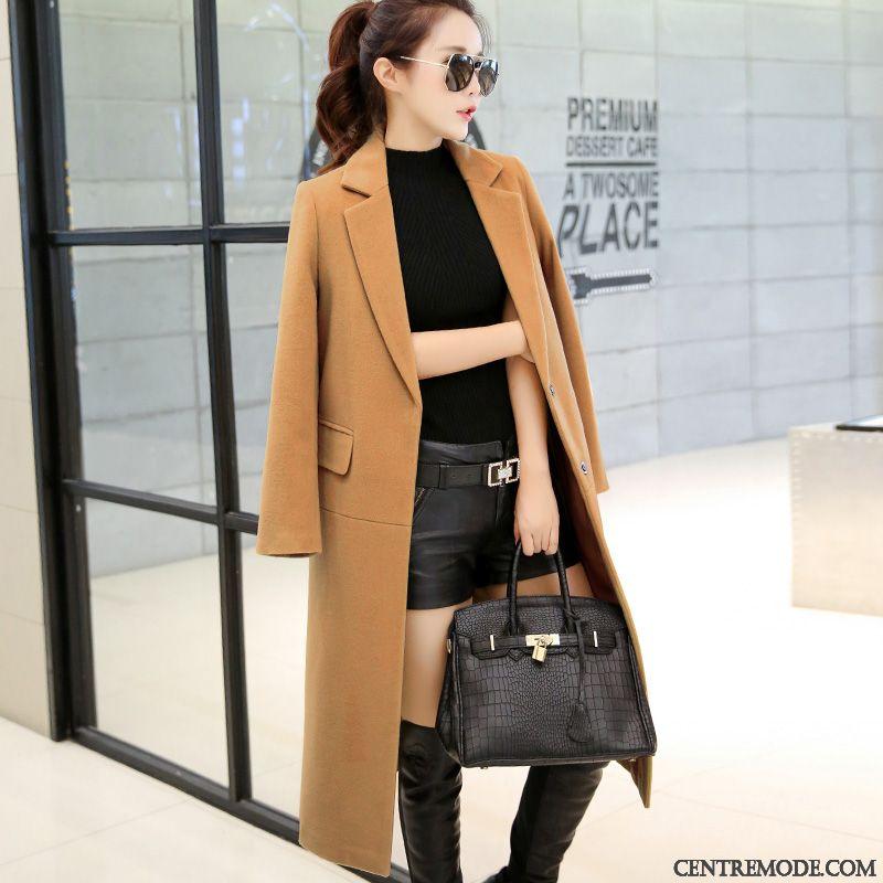 matériaux de qualité supérieure achat authentique très loué Veste Mi Longue Femme France, Manteau Femme Hiver Long Blé ...